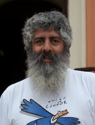 Dr. Cesar Carcamo, School of Public Health and Administration, Universidad Peruana Cayetano Heredia