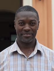 Dr. Shuaib Lwasa, Geography Department, Makerere University